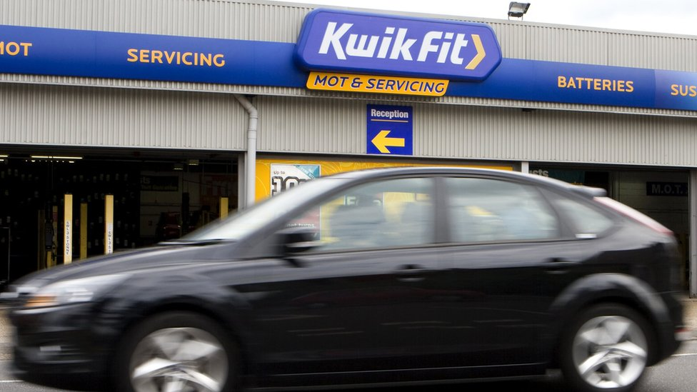 save off 377e3 a8d22 Kwik Fit garages hit by computer virus - The car repair chain s IT system  went offline on Saturday and has been experiencing problems since.