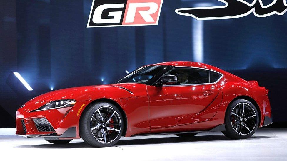 Detroit auto show: Supercharged cars dazzle on debut