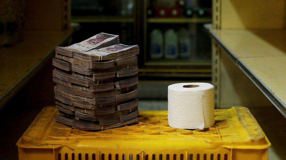 Venezuelan bolivar - what can it buy you?