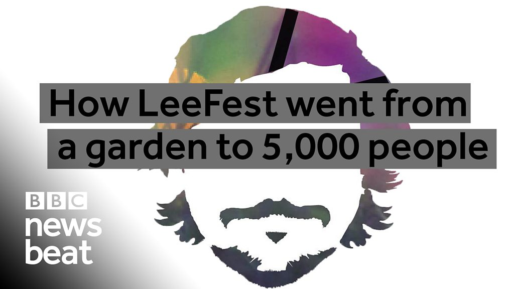 LeeFest: From a garden to 5,000 people