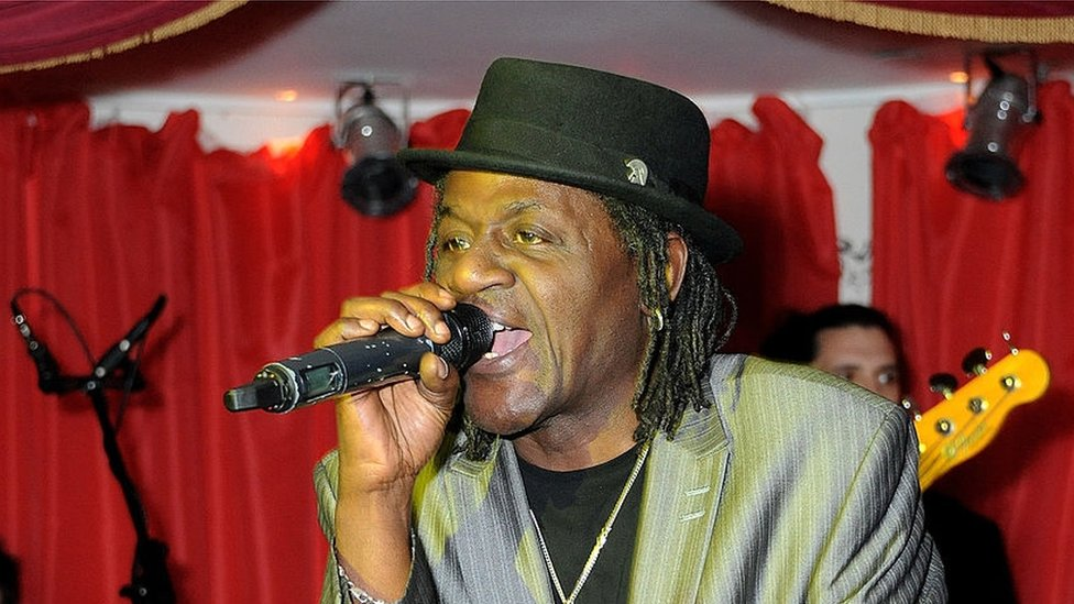Specials singer Neville Staple 'devastated' by grandson's death