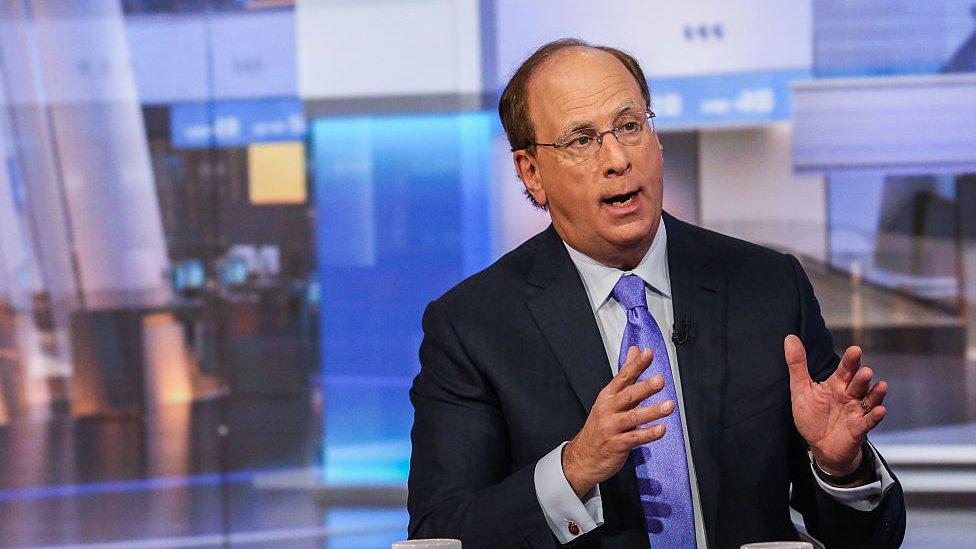 """Fink jugó un papel importante en la crisis """"subprime"""" de 2007."""