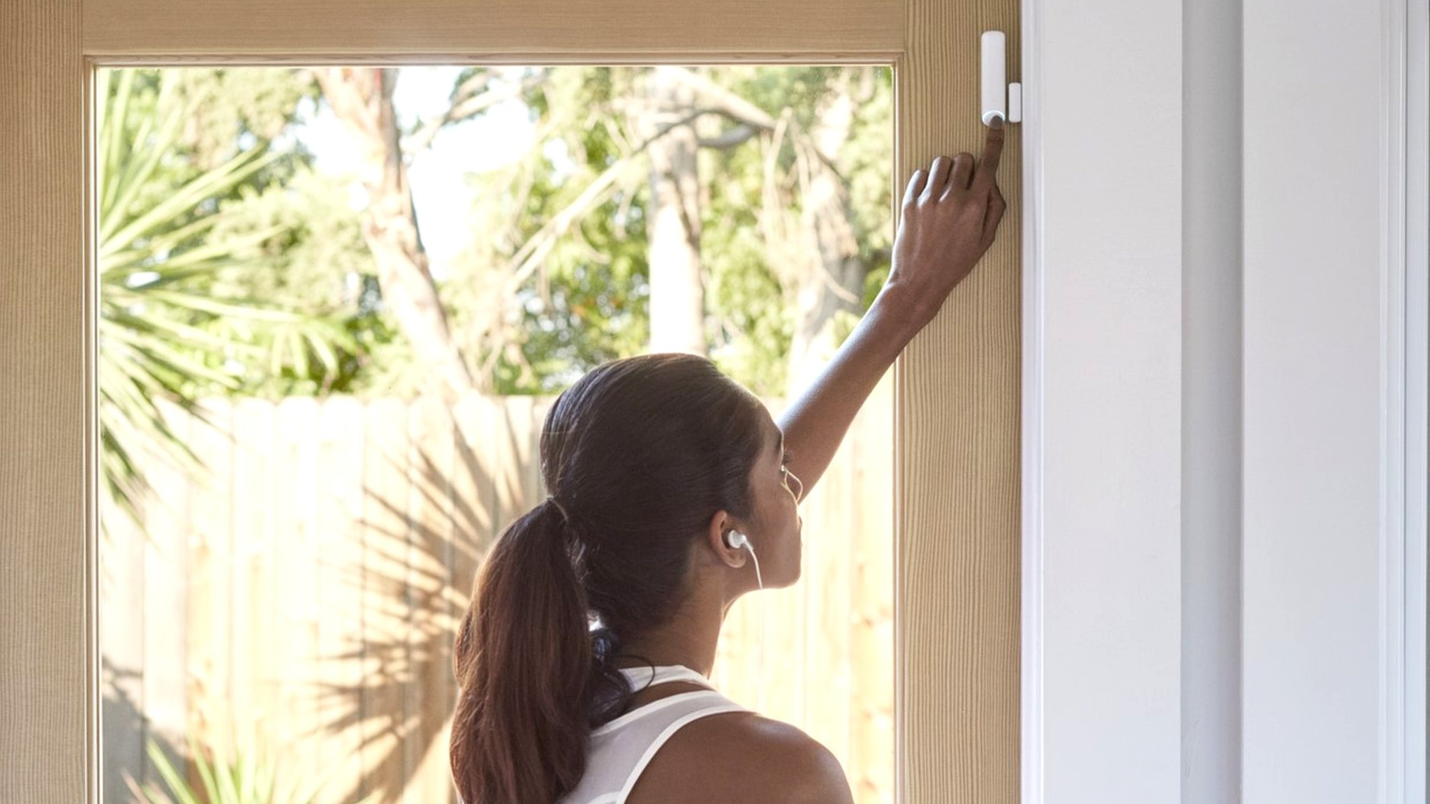Nest reveals alarm system and smart doorbell