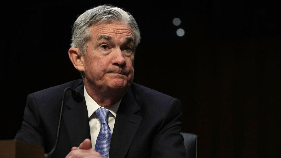Jerome Powell, presidente de la FED, ha enviado señales para calmar a los inversionistas.