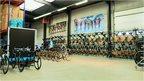 VIDEO: Behind the scenes at Team Sky