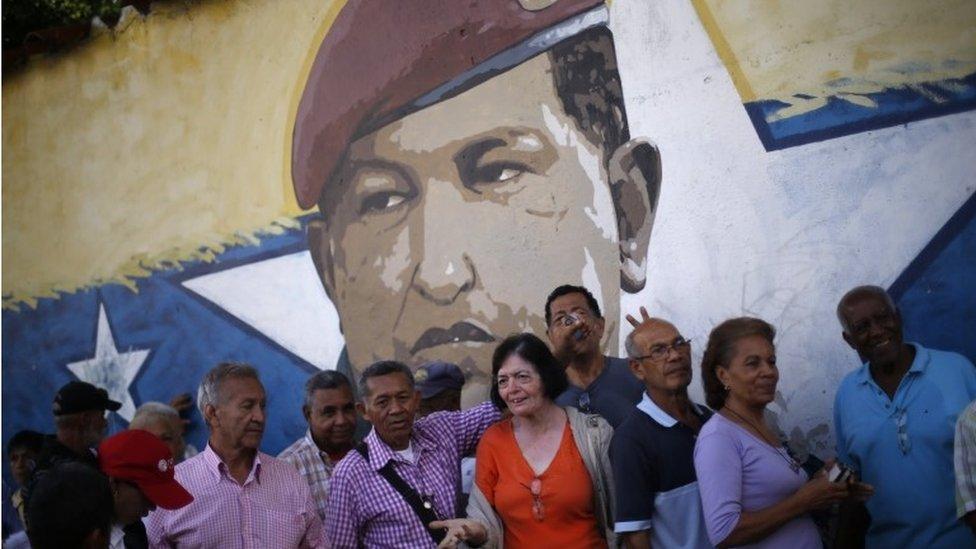 CNE venezolano presenta informe de resultados parciales de la elección Constituyente