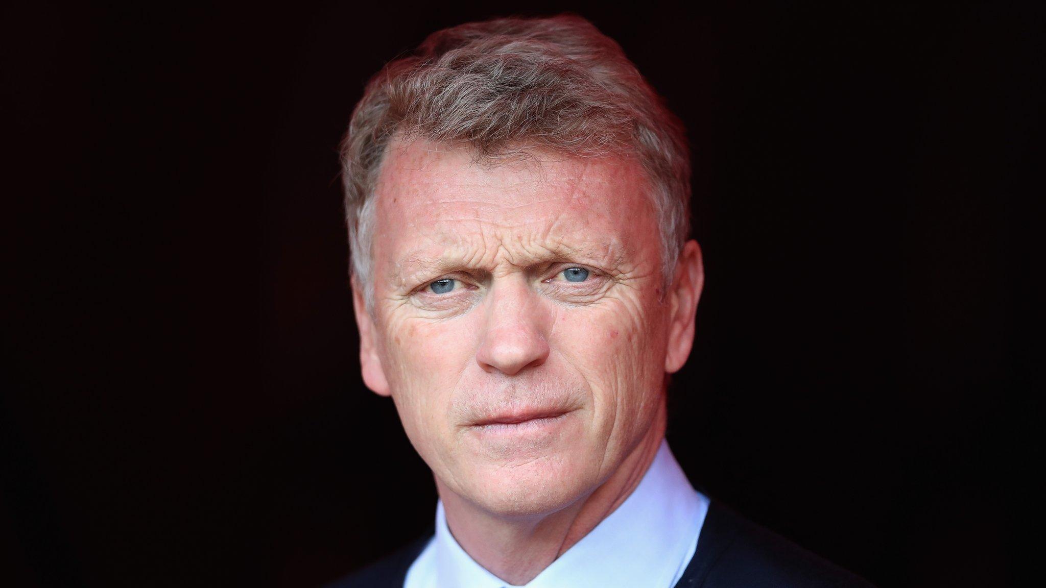 David Moyes: Sunderland manager charged over 'slap' comment