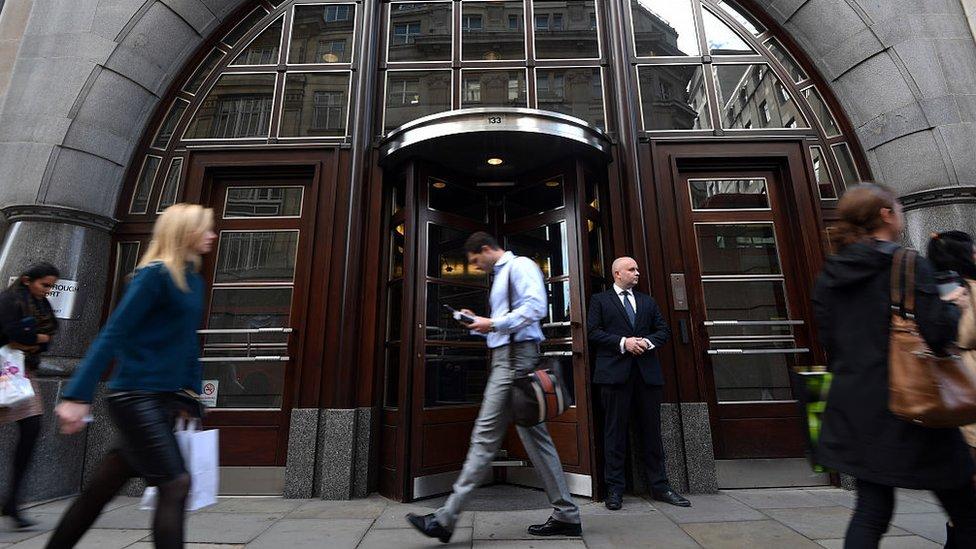 Goldman Sachs reveals gender pay gap