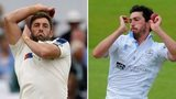Liam Plunkett and Mark Footitt