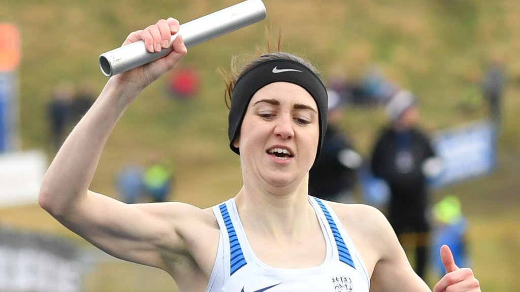 Muir leads GB to cross-country relay victory in Edinburgh