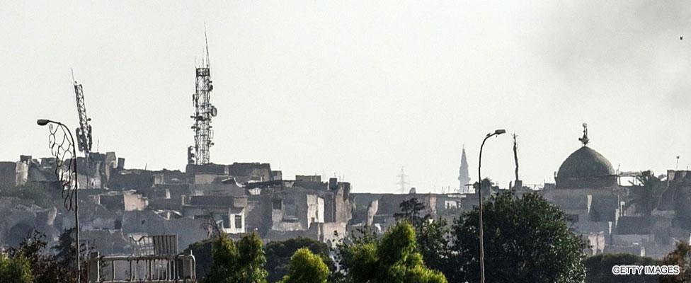 Al-Hadba minaret, 22 June 2017