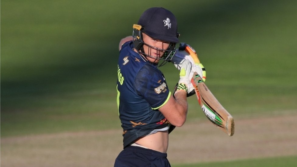 Yorkshire Beaten by Leicestershire