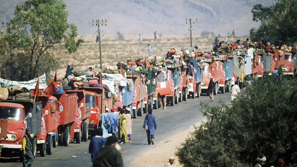 Morocco's Green March