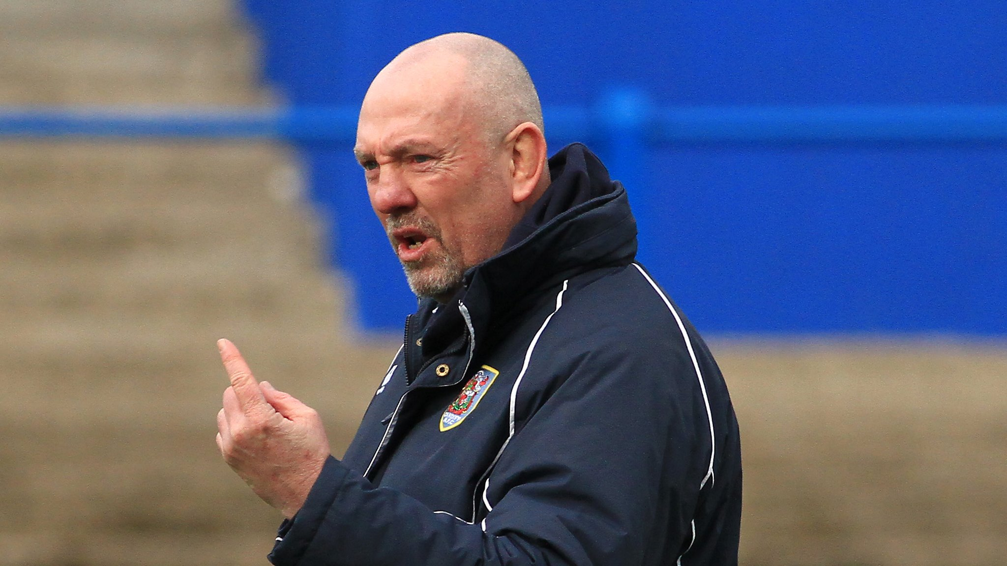 Neath RFC head coach Simon King and backroom staff quit