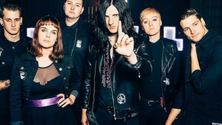 BBC - Newsbeat - Download adds Creeper, A Day To Remember and Steel Panther to its line-up