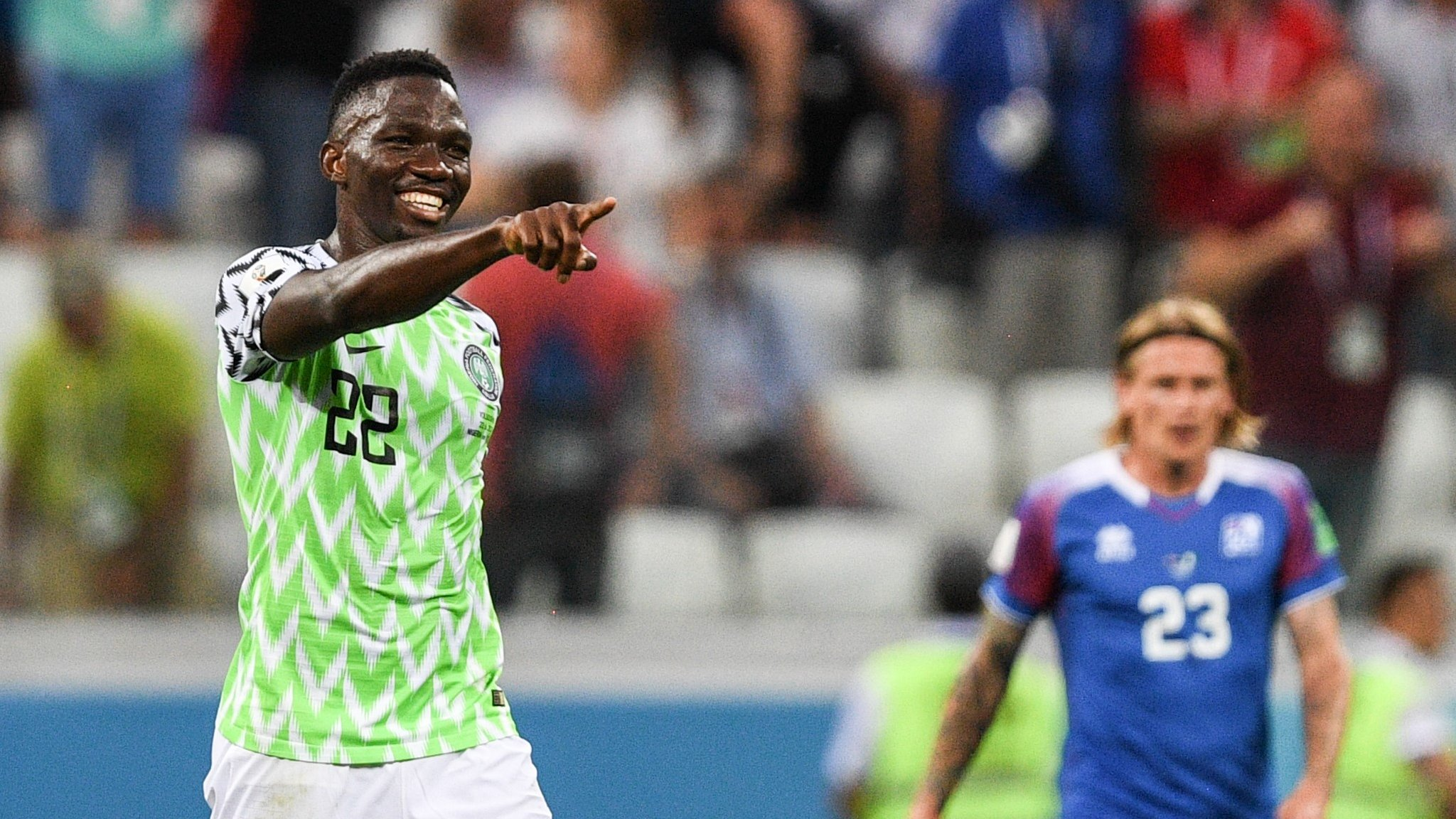 Kenneth Omeruo: Chelsea's Nigerian defender joins Leganes on loan