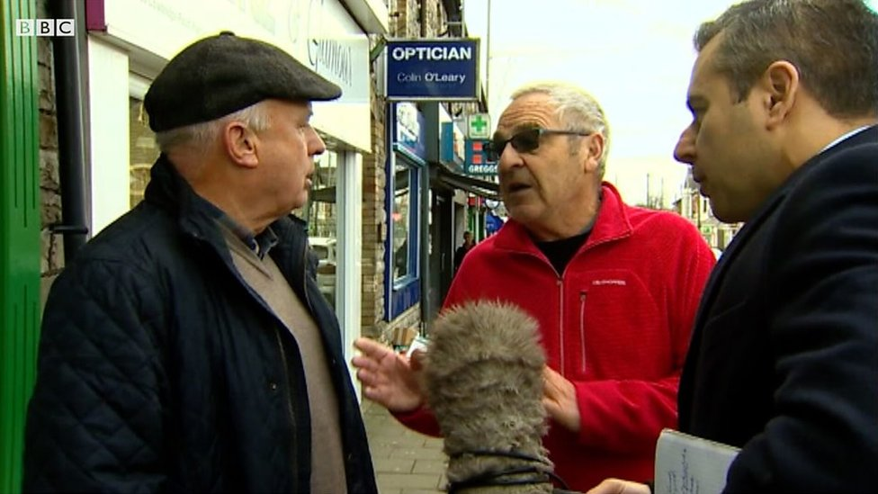 Brexit: Pontyclun voters disagree over second EU referendum
