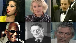 BBC News - Stars nominated for posthumous awards