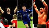 Andy Murray, Jamie Vardy, Tyson Fury