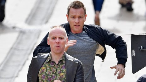 T2 Trainspotting: What would you choose?