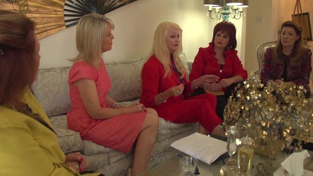 US Election 2016: Meet the 'Trumpettes'