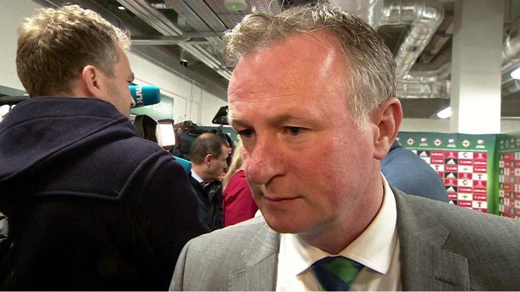 Michael O'Neill on massive games facing Northern Ireland