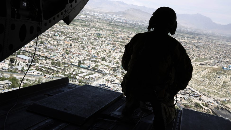 Afghanistan hails Trump support in 'joint struggle'
