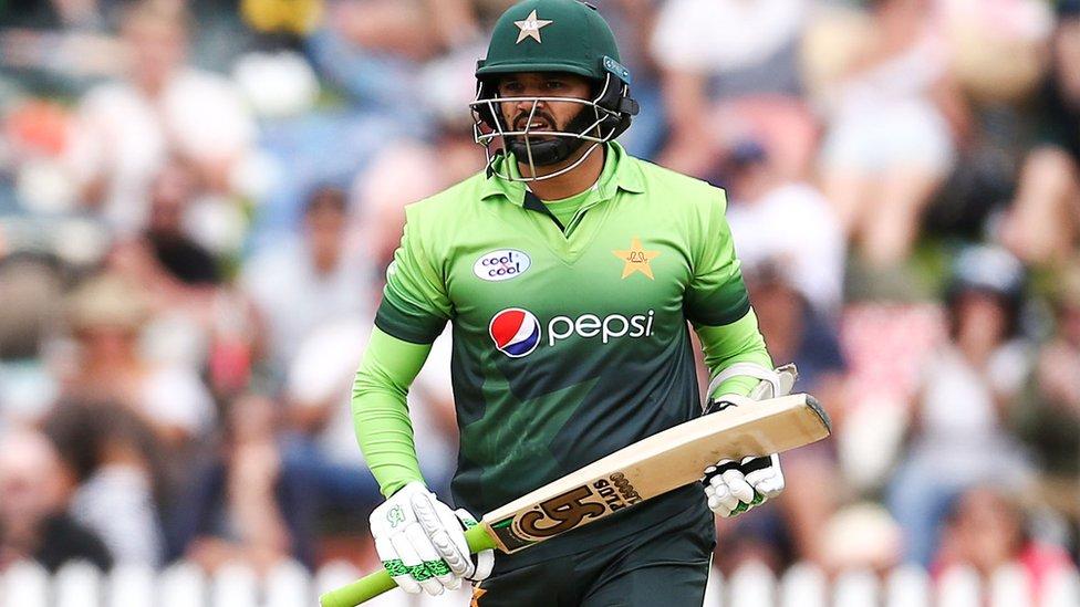 'جب پاکستانی بیٹنگ پہ احتیاط طاری ہوئی'