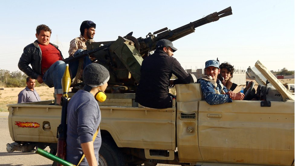 Militia in Libya