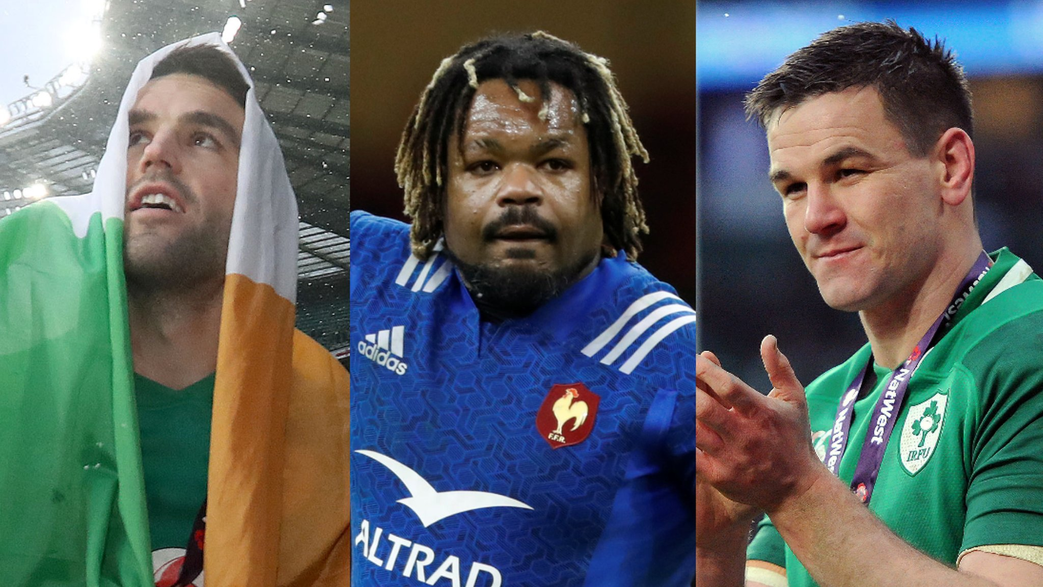 Six Nations 2018: Sexton, Murray, Bastareaud - Rugby Union Weekly's team of the tournament