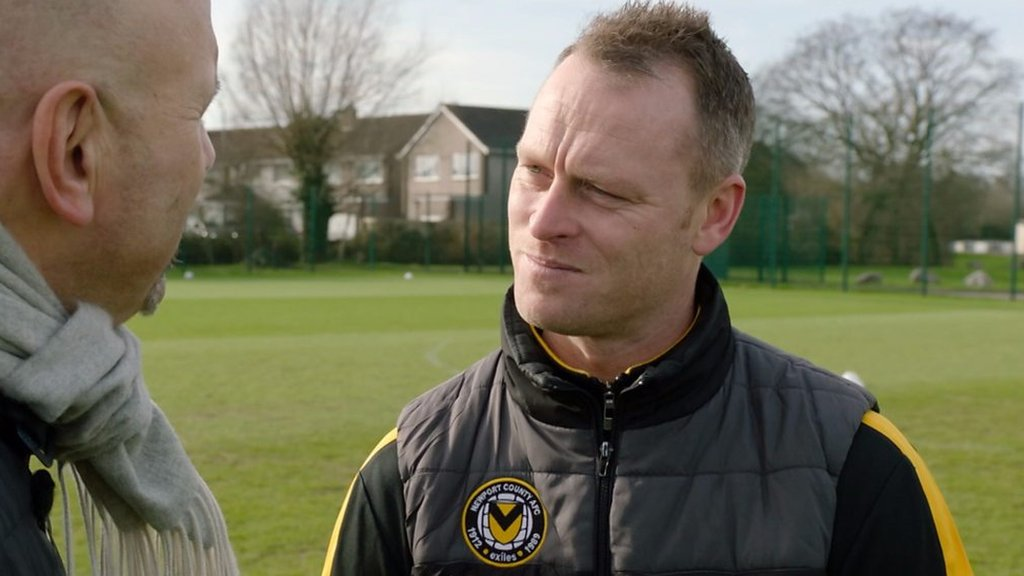 FA Cup: Newport hoping to pull off biggest FA Cup shock of all time