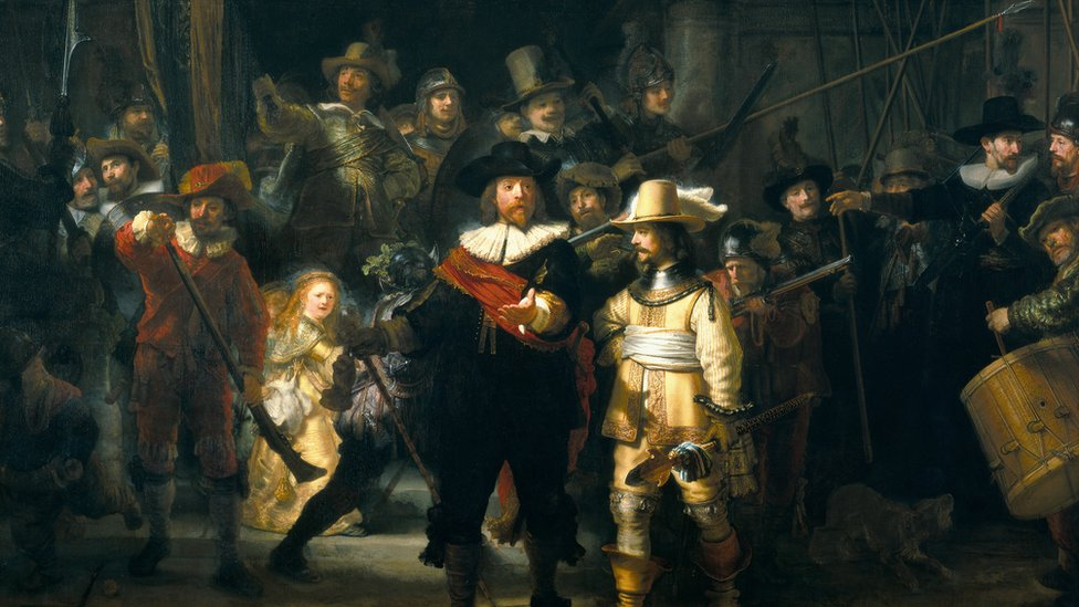 Rembrandt's Night Watch to be restored in public