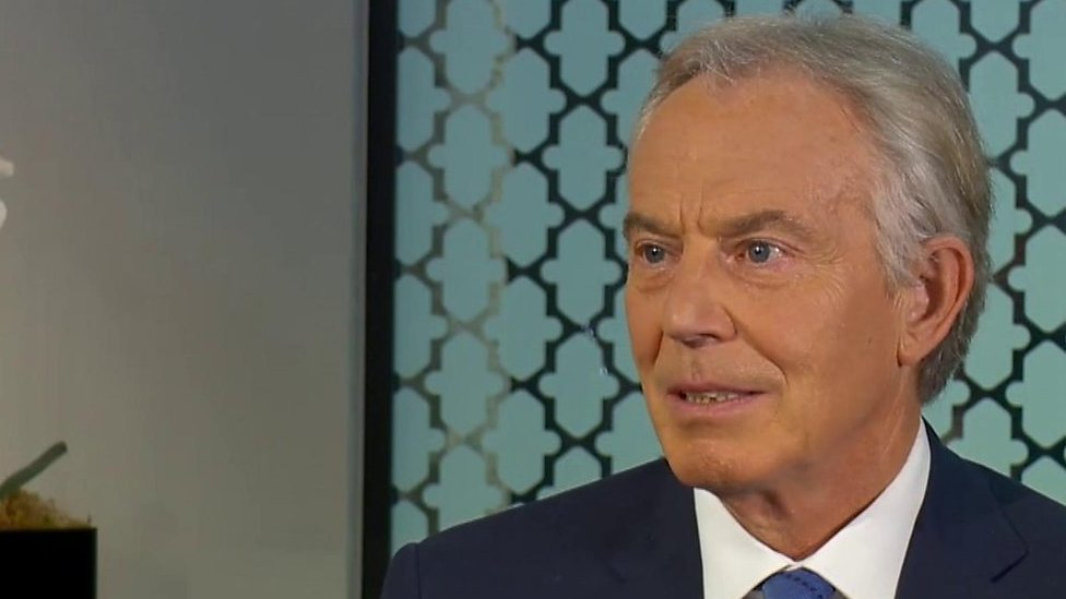 Brexit: Tony Blair on calling for another EU referendum