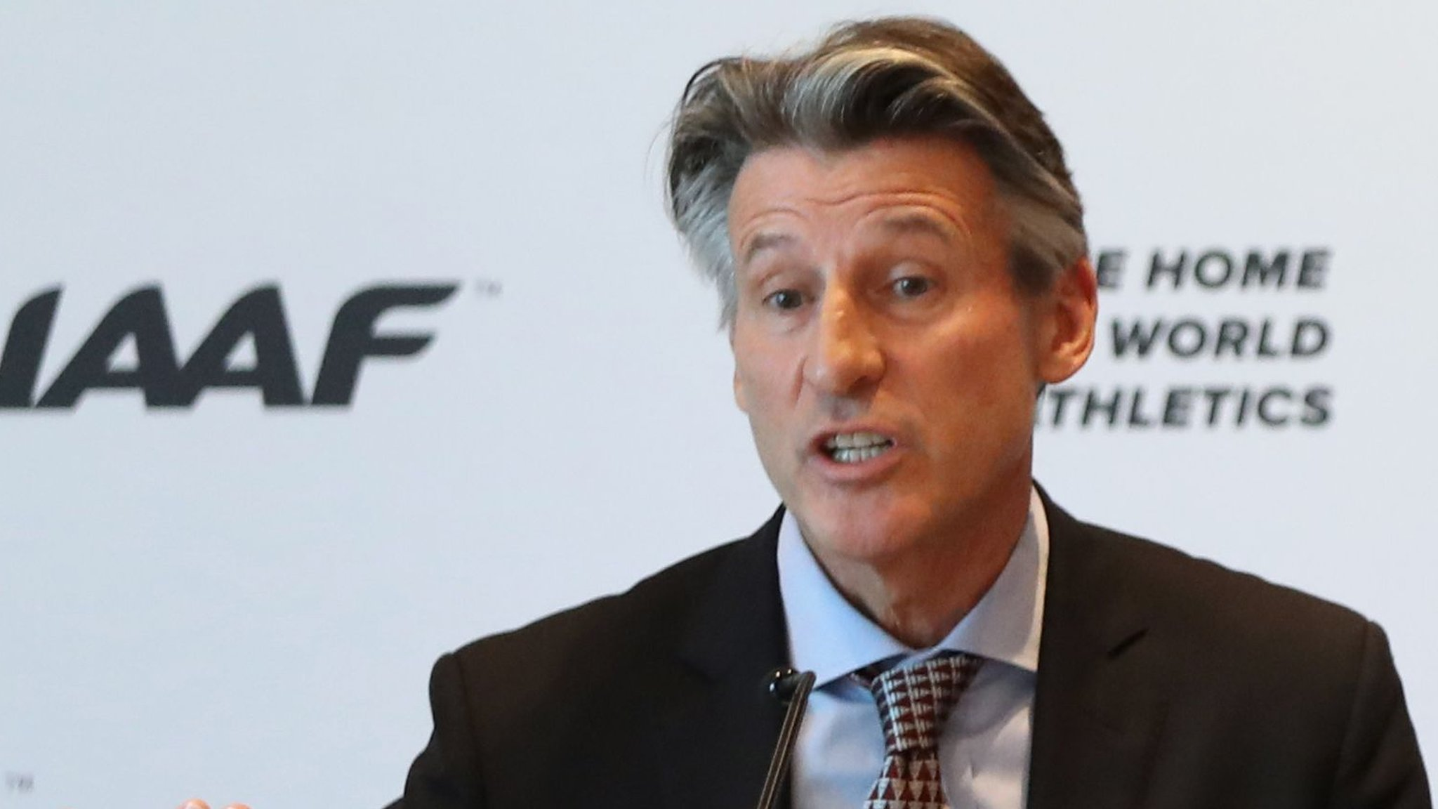 Lord Coe: IAAF president cleared after investigation into whether he misled MPs