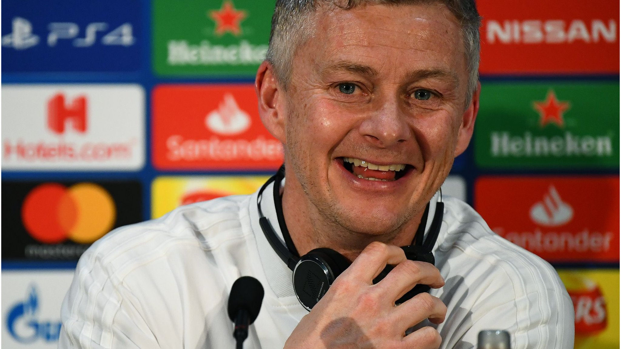 Man Utd: 'Too simple' to say two wins will secure job, says Ole Gunnar Solskjaer
