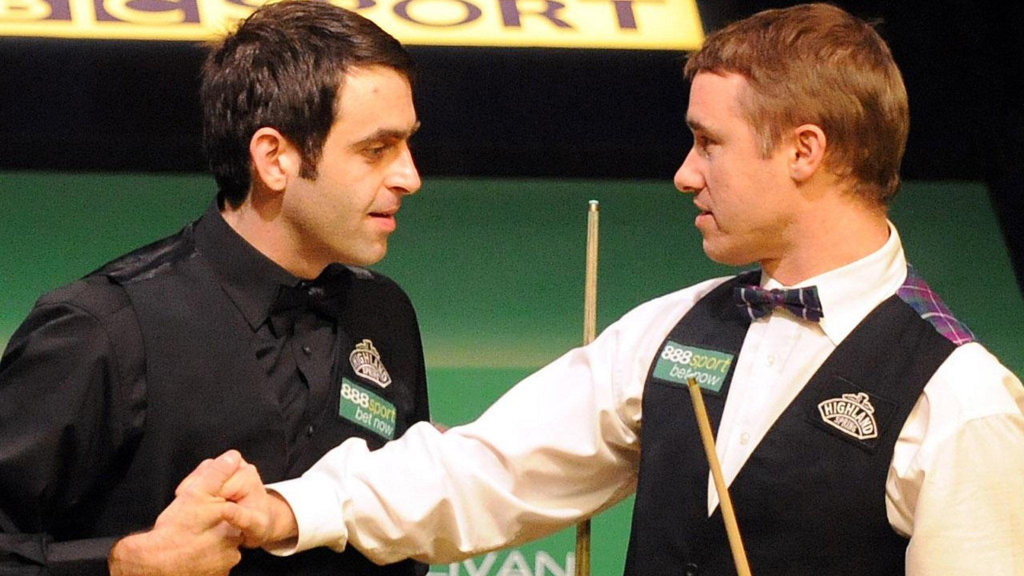 World Championship preview: O'Sullivan avoids Hendry comparisons