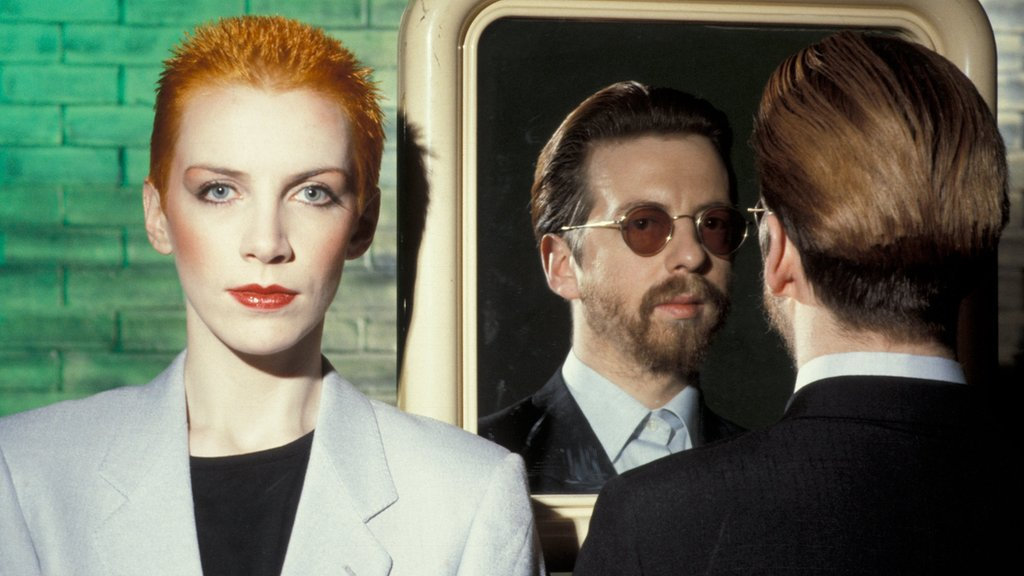 Eurythmics discuss Rock Hall of Fame and going 'into hiding' in the 80s