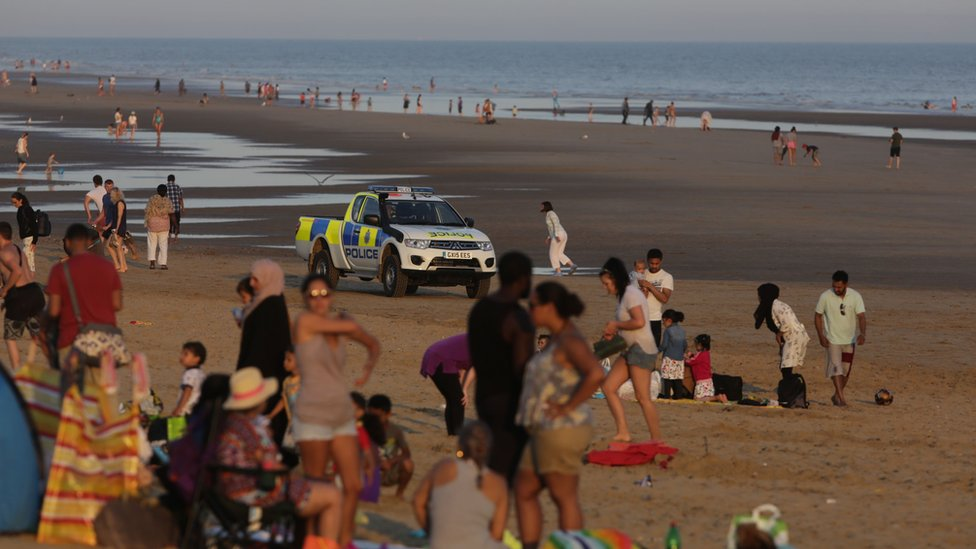 Camber Sands: 'Increase in non-British visitors' to deaths beach