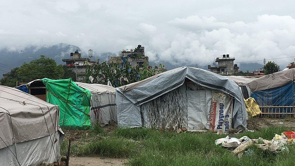 Anbarasan Ethirajan: Nepal's sense of despair