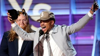 BBC - Newsbeat - Grammys 2017: The rise of Chance the Rapper