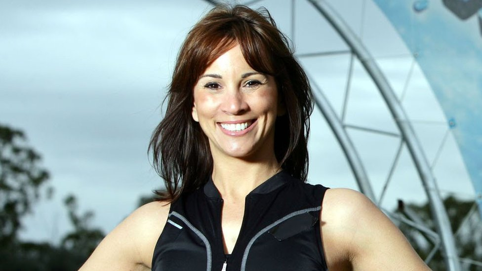 TV anchor Andrea McLean: 'Give menopausal women M badges'