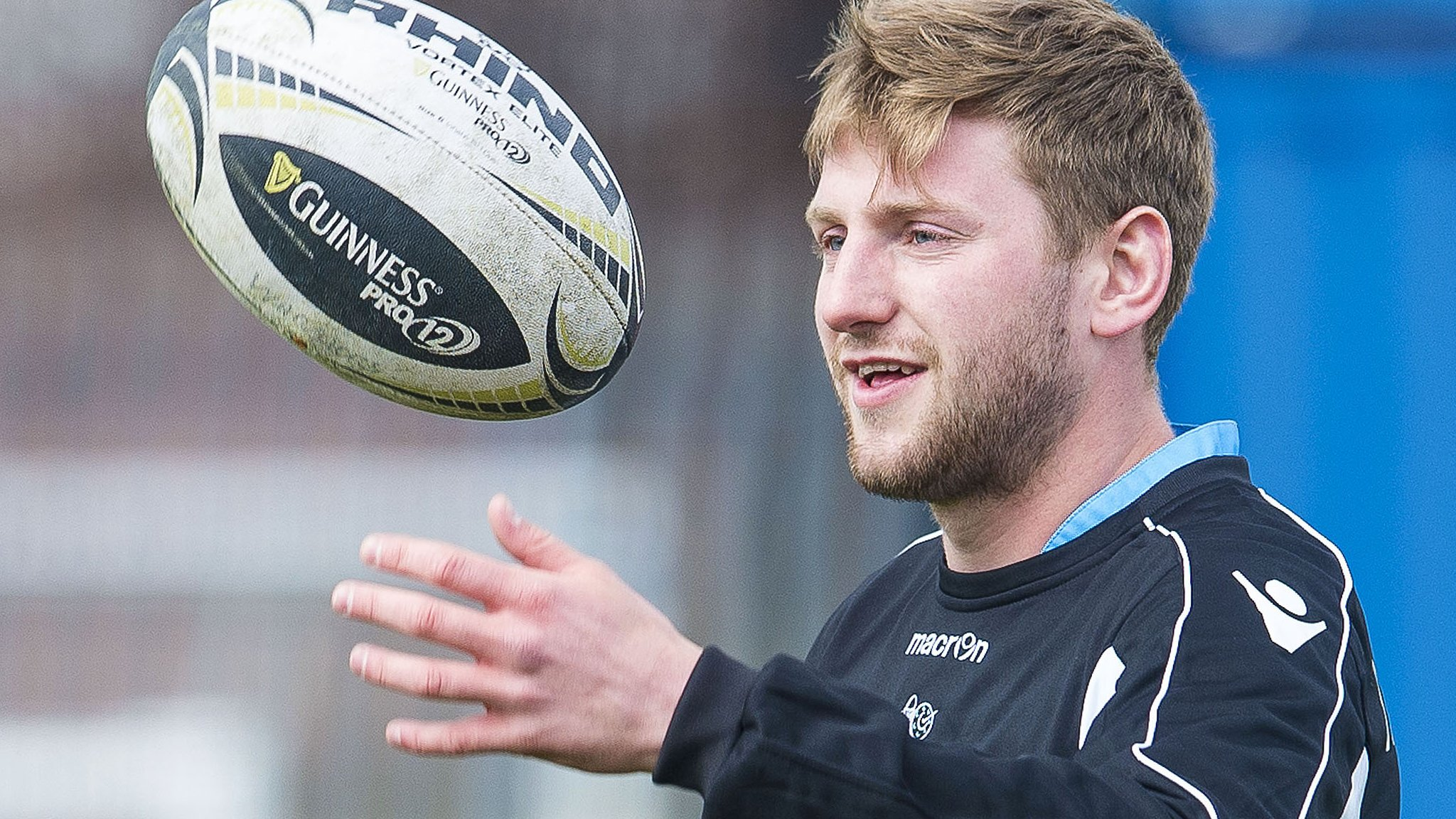 Glasgow's Russell feared for career after head injury