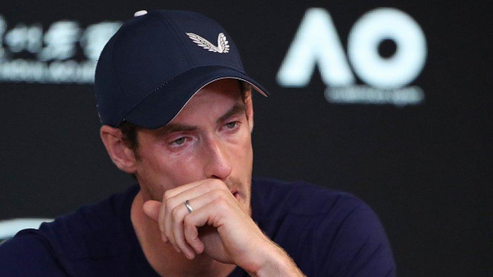 Tennis: Andy Murray envisage d'arrêter cette année