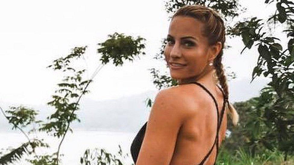 Exploding cream dispenser kills French fitness blogger