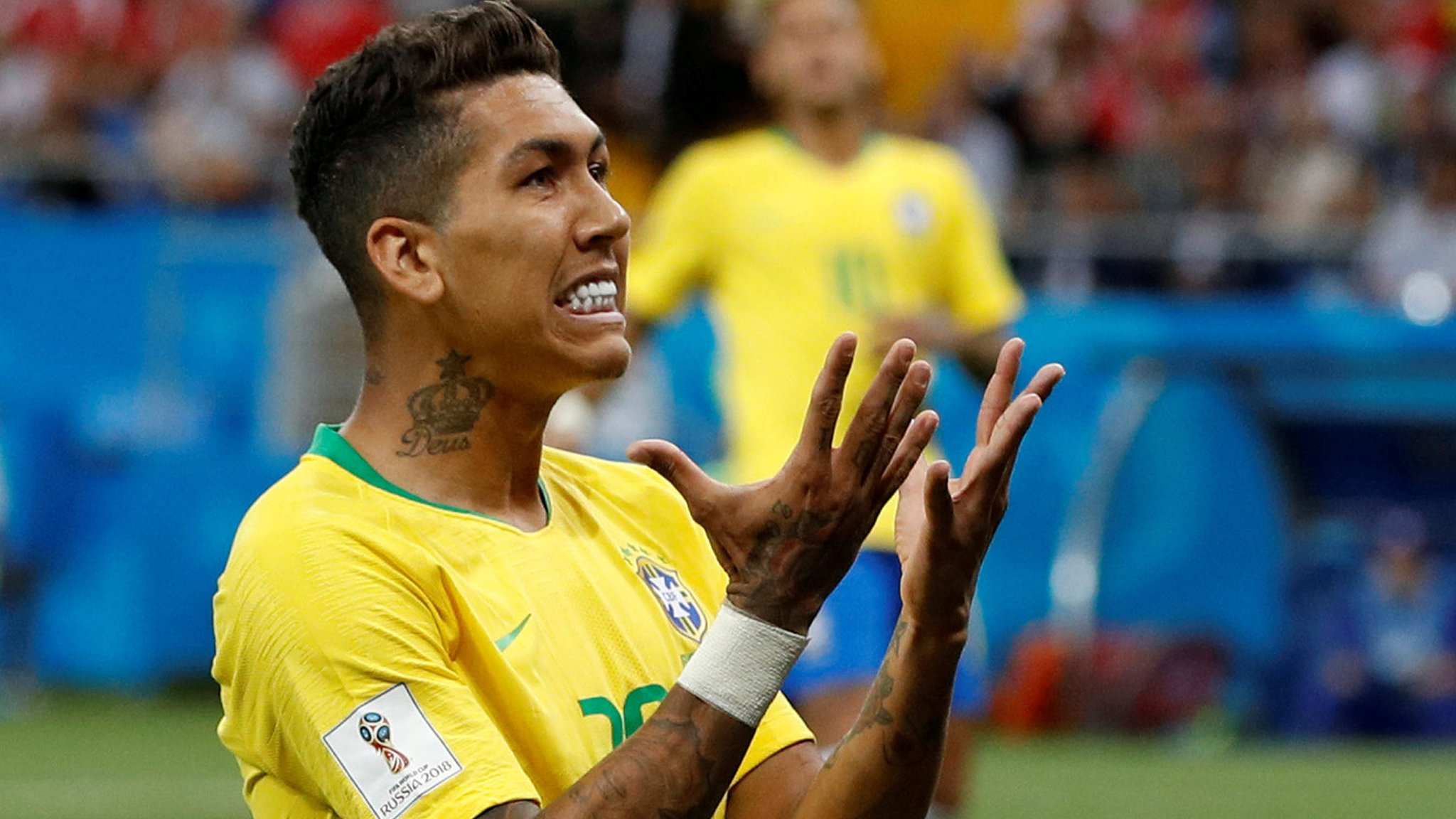 Switzerland hold Brazil after Coutinho stunner - highlights & report