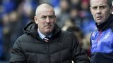 Warburton has lost just two of his 21 matches in charge of Rnagers