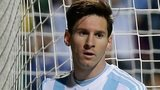 Argentina playmaker Lionel Messi