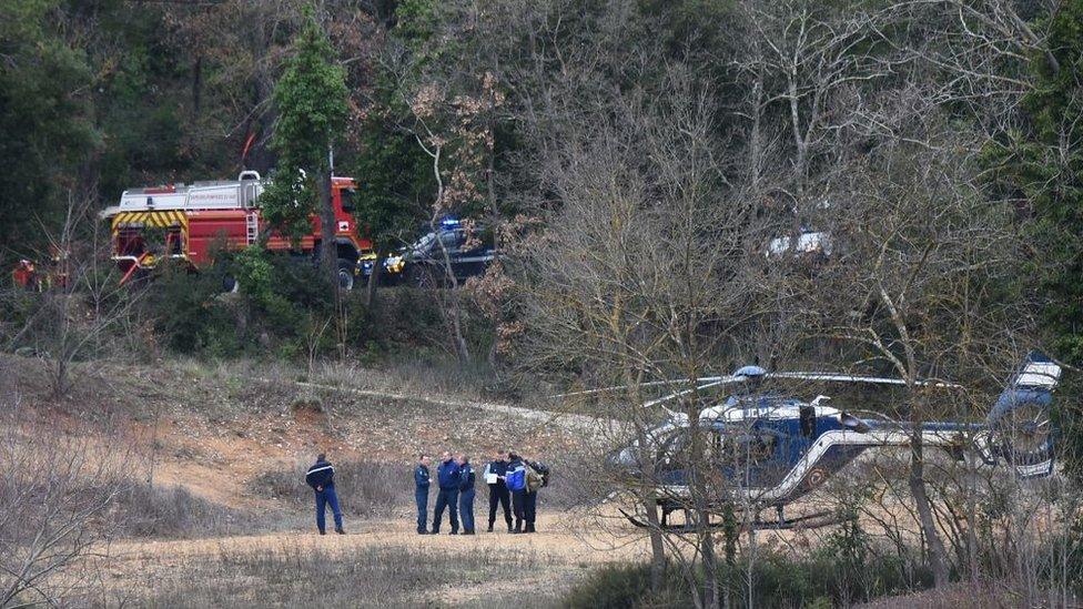 У Франції розбилися два гелікоптери: 5 загиблих