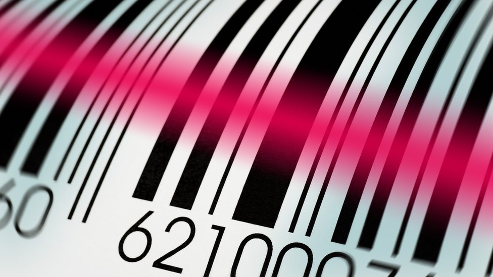 How the barcode changed retailing and manufacturing