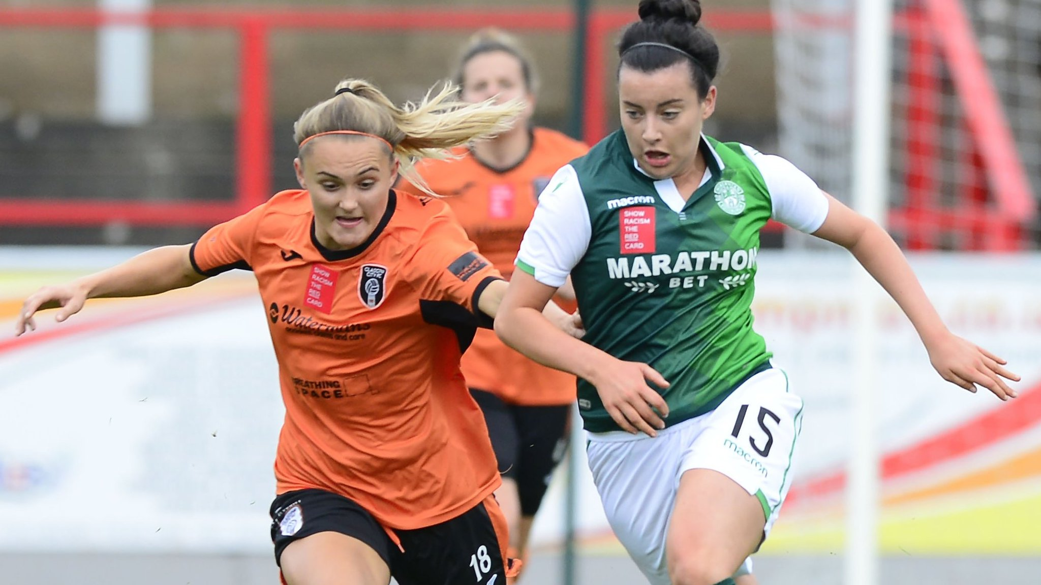 Glasgow City ready for title decider against Hibs - Booth
